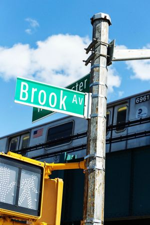 BrookAve Brook Bronx Ads Hanging Out Cheese! Taking Photos Selective Focus EyeEm Best Shots Architecture Tourism
