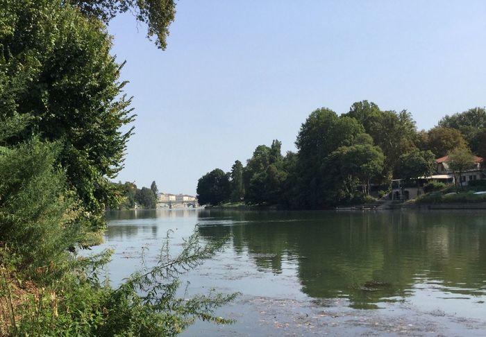 Torino, il lungo Po