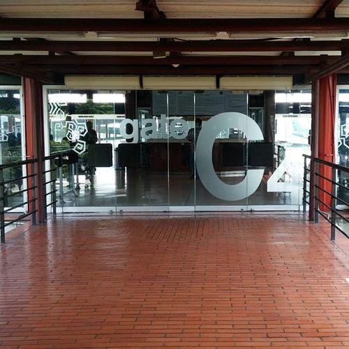 Gate C4. Bandara Soekarno Hatta C4 tangerang citilink