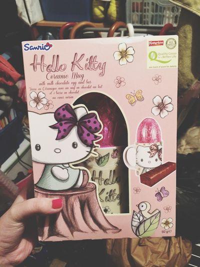 Easter Egg!!!!!! Hello Kitty Adorable