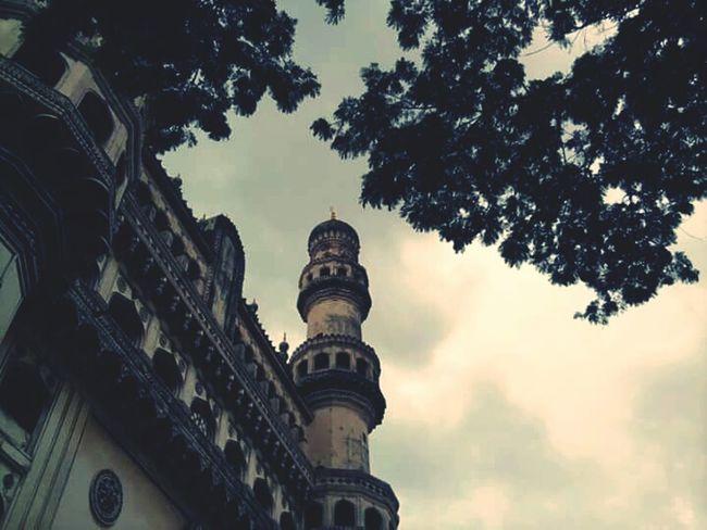 Charminar Hyderabad,India Heritage Heartofcity Southindia Historic