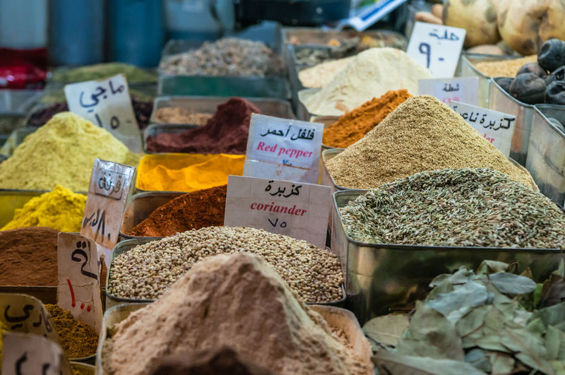 Food Food And Drink Indoors  Market Smell Spices Still Life Syria