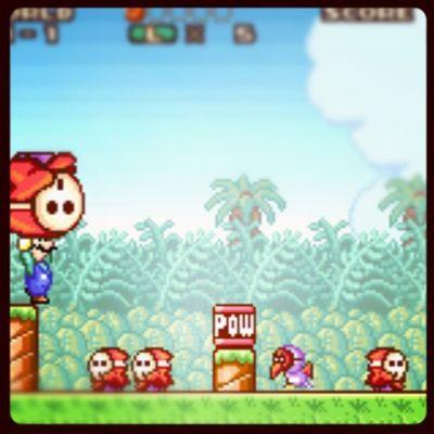 Luigis vendeta GBA Videogames SuperMariobros2
