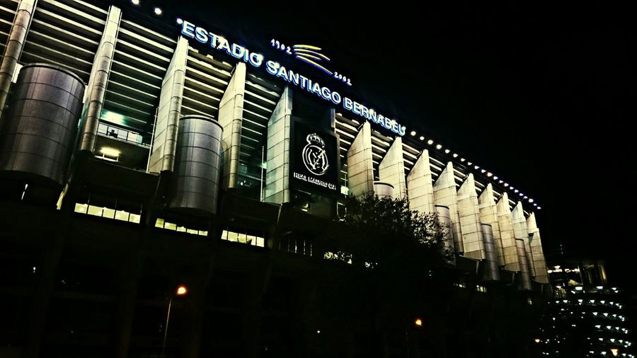 Ayer por Madrid Eye4photography  Bernabéu