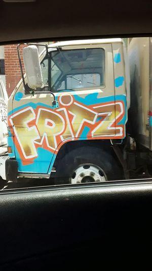 Fritz thru