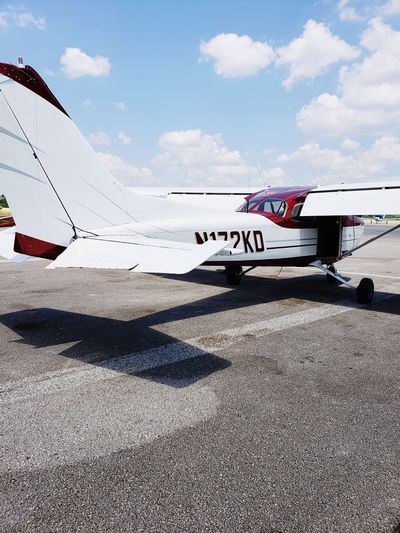 taking to the sky learn to fly Plane Flying In The Sky Flying Lesson Sky Cloud - Sky