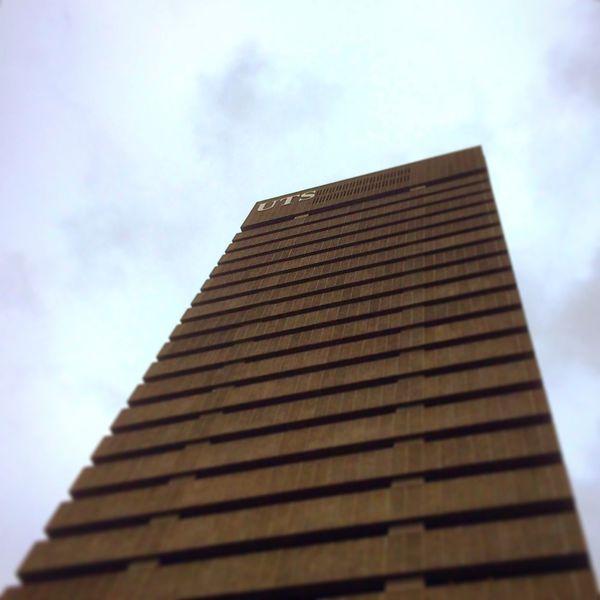 Uts Sydney University Architecture