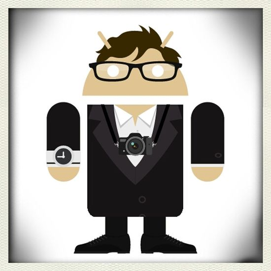Me aka Wappers Androfied... Android Favorite Look Biography