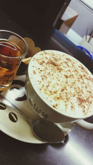 Cappuccino Brulle Blackcanyoncoffee Solo