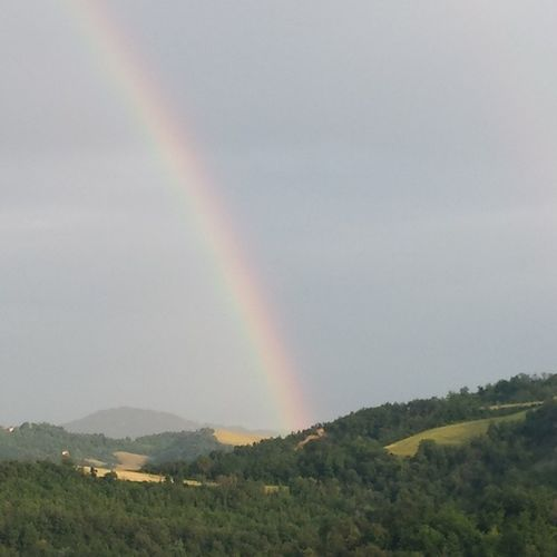Arcobaleno  Collinebolognesi