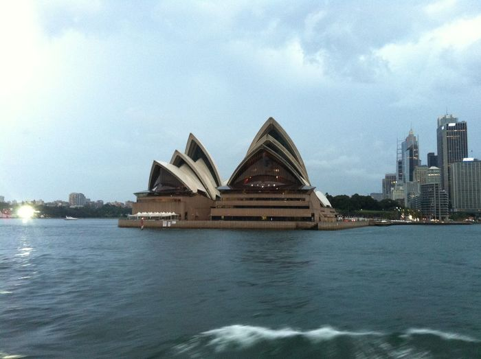Photos of Sydney Opera House, Sydney, Australia 2012 Architecture Building Exterior Built Structure City Day No People Outdoors Sky Sydney Opera House Travel Destinations Water