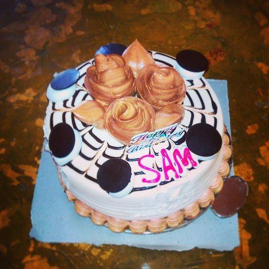 Surprise Cake.... :D Birthday Surprise CWG Park Sarojini Nagar Party