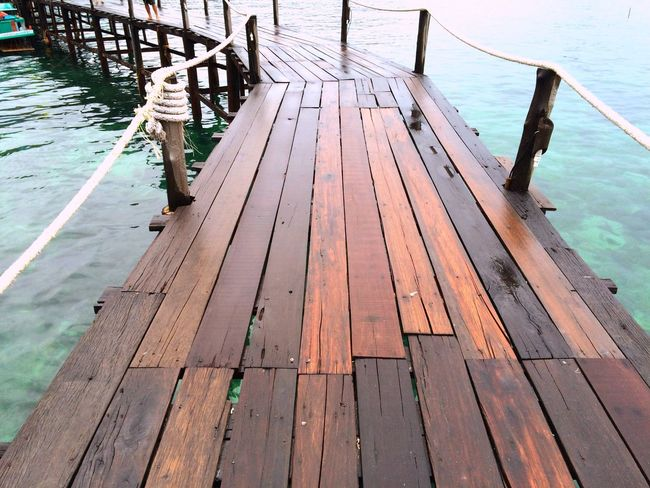 Jetty Jetty Island Landing Stage Footbridge Bridge Wood