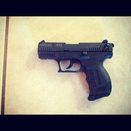 My Christmas present!! Walther P22