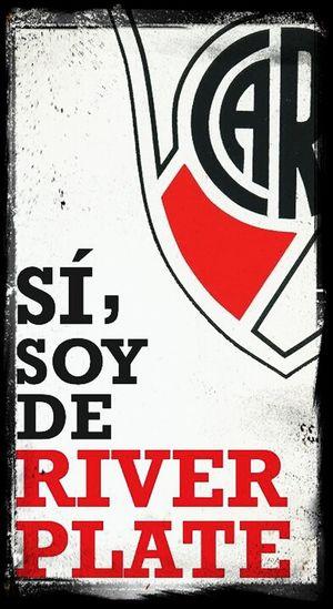 Sí, soy de River