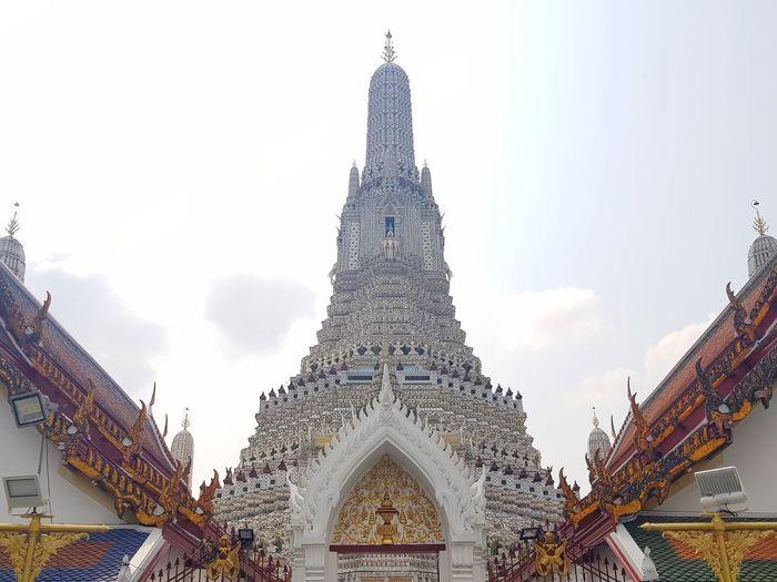 I Temple Architecture