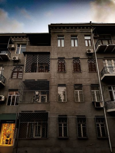 Is our look colorless ... or what? Grey Boz Baki Baku Azerbaijan Visitazerbaijan Azerbaycan Azerbaijanphptography adventures in the city Bakucity Azərbaycan Eyemphotography Eyem City Color Building Exterior Building Like Dark Astronomy Window Architecture Sky Building Exterior Built Structure