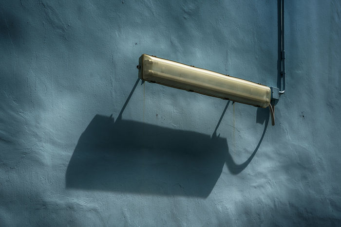 Abstract Close-up Day Light And Shadows Lighting Fixture No People Outdoors Shadow Wall - Building Feature