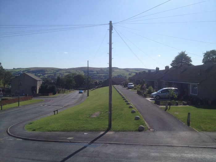The View From My Window Countryside Yorkshire Beautiful