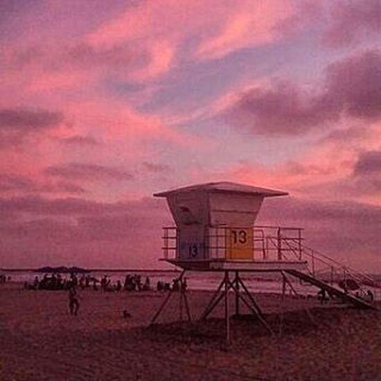 Sunsets Missionbeach Summertime Joy