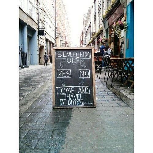Positive action Squaredroid Vscocam VSCO Vscodailydose vscolondon instagramlondon instalondon london ldn carnaby drink alcohol booze