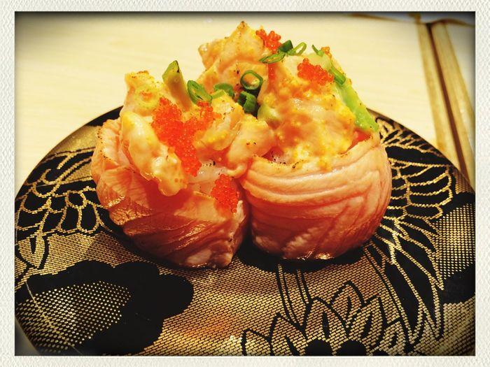 Salmon Sakura
