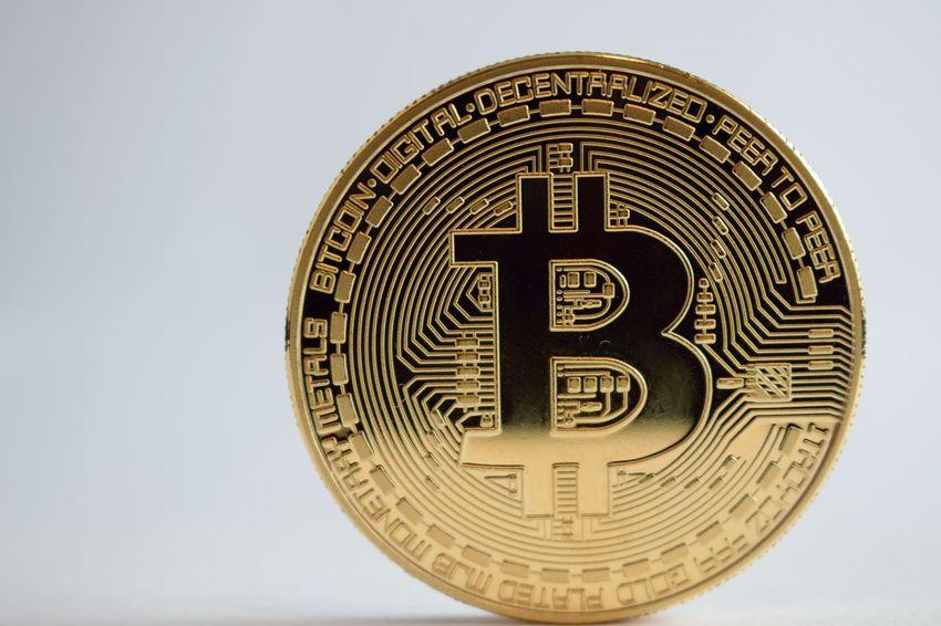 Bitcoin Bitcoin Mining Close-up Coin Cryptocurrency Cryptocurrency Mining Digital Currency Digitalisation Money No People Physical Bitcoin