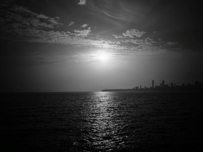 Fine Art Photography Midnight Sun Mumbai City Of Dreams