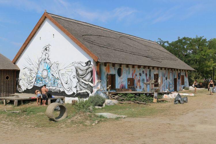 Graffiti Old