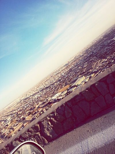 el paso is pretty big ._. but i'd still leave if I had the chance !