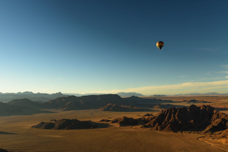 Hot Air Balloon Landscape Landscape_Collection Landscape_photography Namib Desert Namibia No People Sunrise