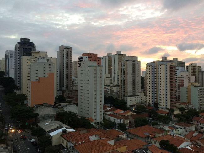 SAO PAULO BRAZIL Architecture Building Exterior Built Structure City Cityscape Cloud - Sky Crowded Day Growth Modern Outdoors Residential Building Sky Skyscraper Tall Travel Destinations