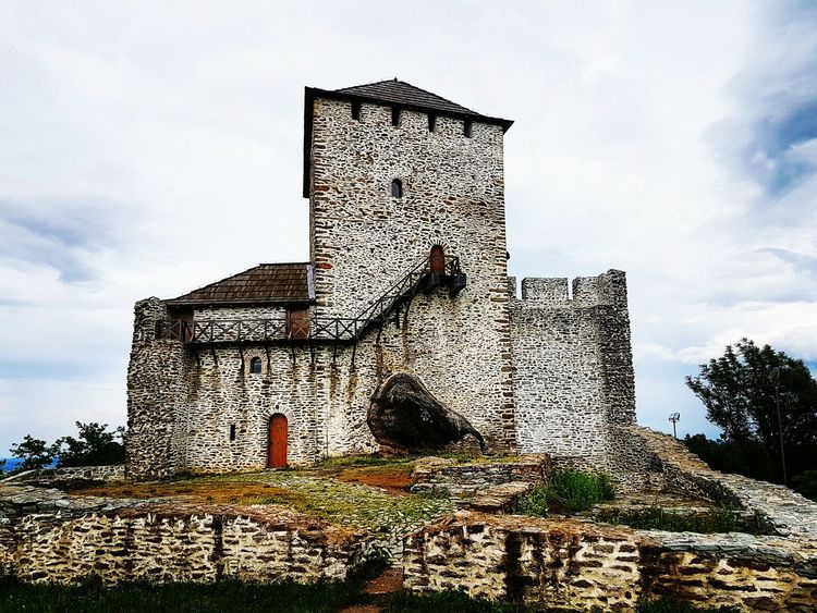 Serbia Fortress Fortress In Europe Vrsac