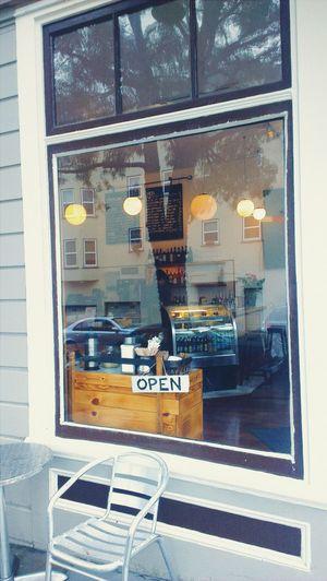 Nice Café in San Francisco Vscocam