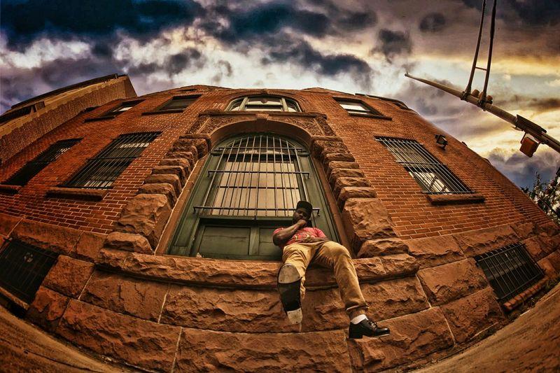 The Street Photographer - 2015 EyeEm Awards temple EyeEm Landscape Cinematography Streetphotography Model Newark Photography HDR Landscape_Collection