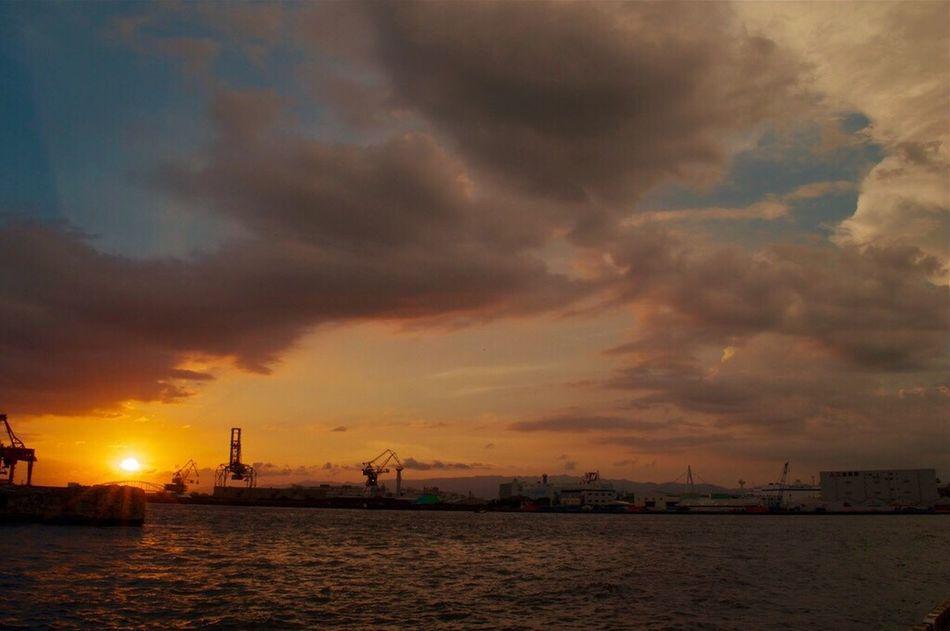 3years ago in Osaka pier ~ OSAKA Ōsaka-shi Osaka 大阪 Osaka Japan In Osaka