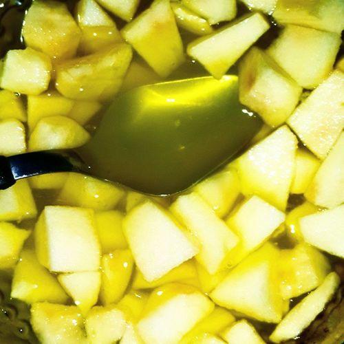 Se le puede decir ensalada de frutas si solo tiene manzanas? Instapic Ensaladademanzana Ensaladadefruta Ensaladadefrutas pictureoftheday photooftheday manzana apple