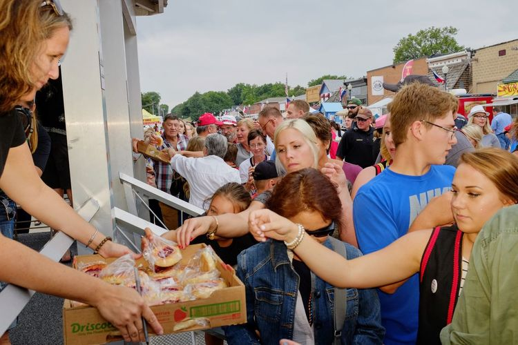 56th Annual National Czech Festival - Saturday August 5, 2017 Wilber, Nebraska Americans Camera Work EventPhotography FUJIFILM X100S Main Street USA Nebraska Photo Essay Small Town America Visual Journal Wilber, Nebraska Adult Casual Clothing Crowd Culture And Tradition Czech Days Czech Festival Day Event Kolace Kolace Eating Contest Kolace Large Group Of People Leisure Activity Men Outdoors Parade People Photo Diary Real People Smiling Standing Streetphotography Togetherness Women Young Adult Young Women