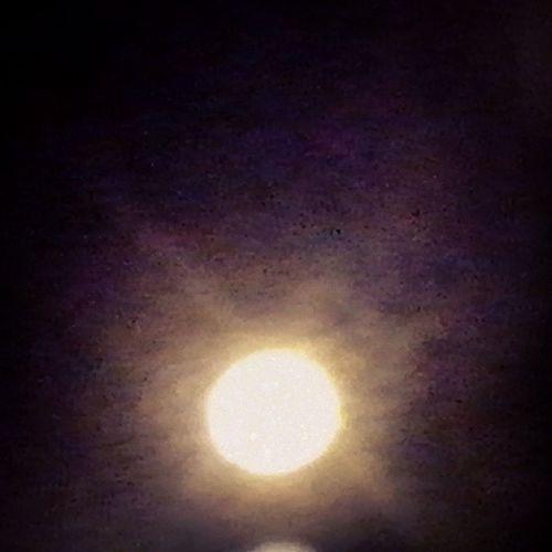 Que lua é essa Deus *o*