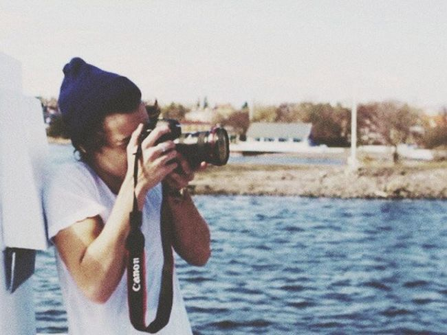 Harry Styles One Direction Photography This Is US
