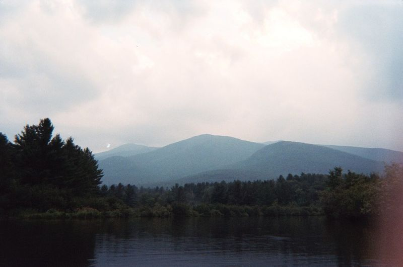 Adirondack Mountains Beauty In Nature Clouds Lake Landscape Mountain Mountain Range Nature No People Outdoors Scenics Tranquil Scene Tranquility Tree Water