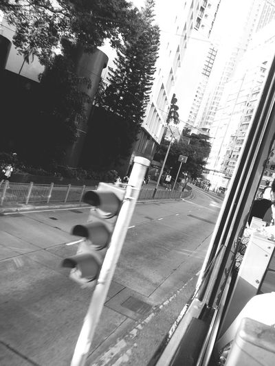 we dare to live but we forgot to dream Tram Hong Kong Hong Kong City Hong Kong Transport Hong Kong Tramways Hong Kong Traffic Hong Kong Tram Hong Kong Style Hong Kong Street Hong Kong Photography Tree Sky