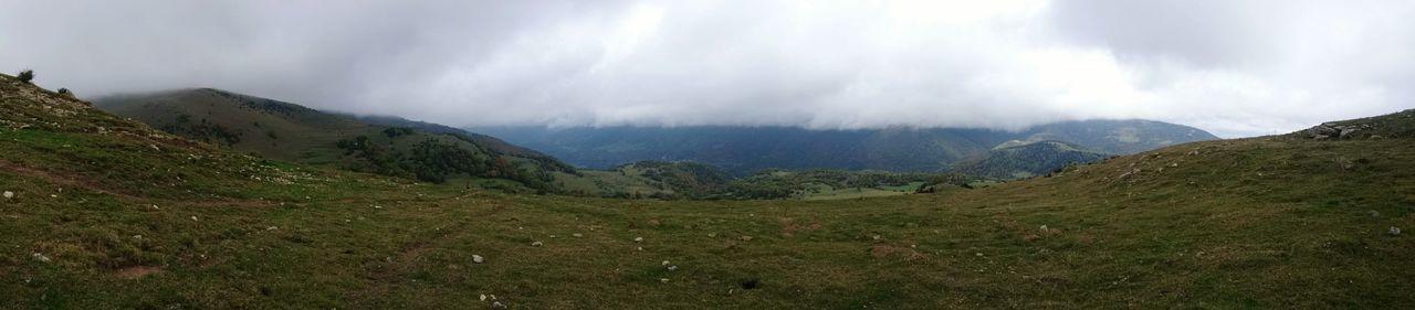 Excursio Muntanya Taga Gran Dia Natura Nature Mountain Day No People Beauty In Nature Panoramic Catalunya Tardor Autumn Mountains