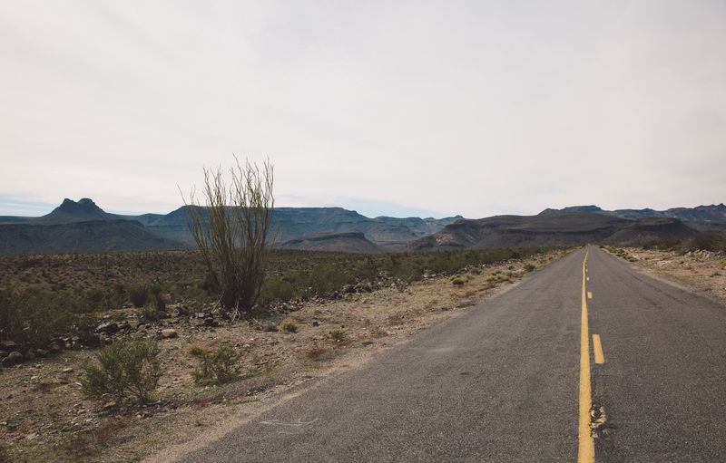Arid Climate Arid Landscape Arizona Asphalt Beauty In Nature Day Desert Desert Landscape Mountain Mountain Range Nature No People Outdoors Road Road Roadtrip Route 66 Route66 Scenics Sky The Way Forward Tranquil Scene Tranquility Transportation