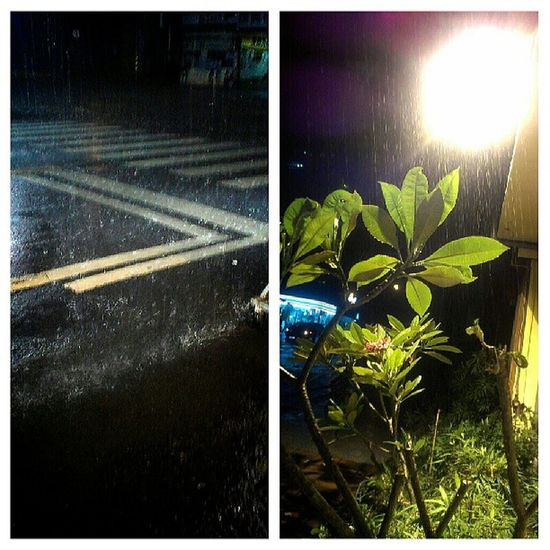 Night Rain Puli Taiwan