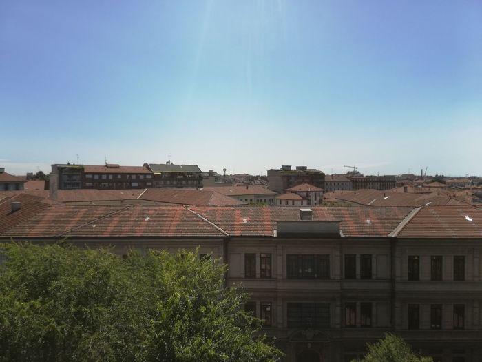 Tetti di Milano