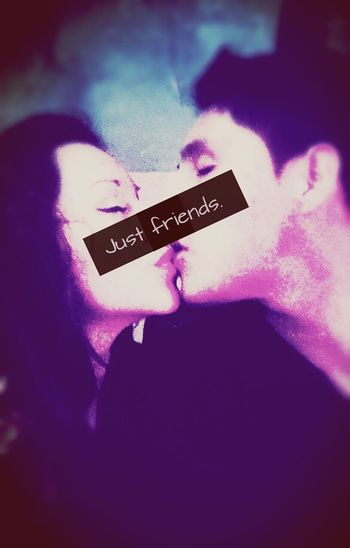 Just Friends Just Friends! Lovelovelove <3
