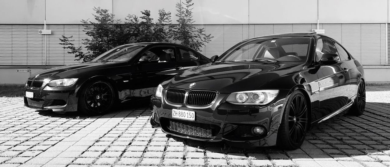 Car Land Vehicle Transportation Mode Of Transport Stationary Street Outdoors Day No People Built Structure Building Exterior Architecture Tree Bmw //M 335i