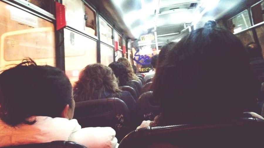 Bus #seats