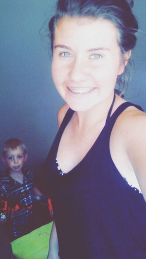 Love this little guy, even though hehe's not smiling and making faces♡ Lovehim Family Fummyface
